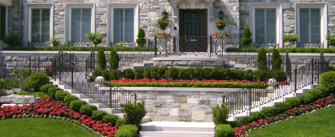 Montreal Landscape Design Services Entries