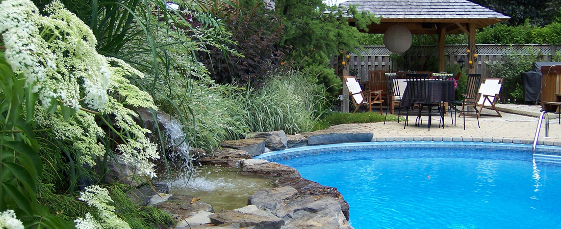 Swimming Pools Landscape Design